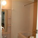 広々浴室 1坪タイプ、浴室乾燥機付き