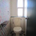 トイレ アクセント仕様