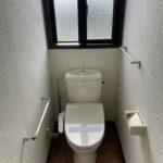 トイレ(温水洗浄便座付)